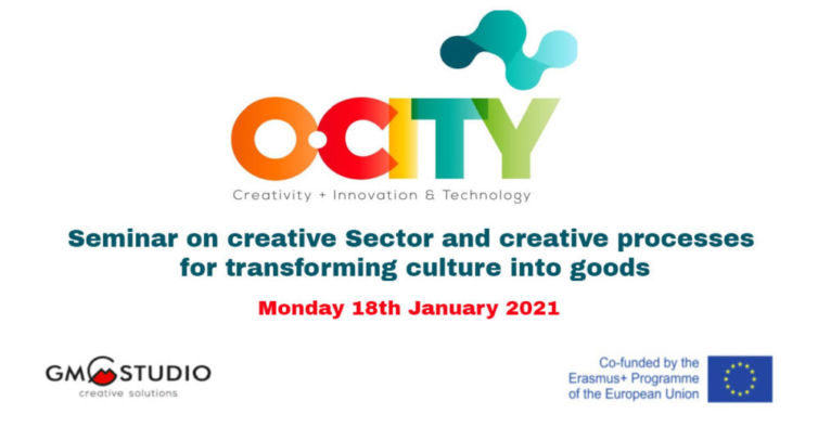 O-City-seminar on creative sector_13.1.2021